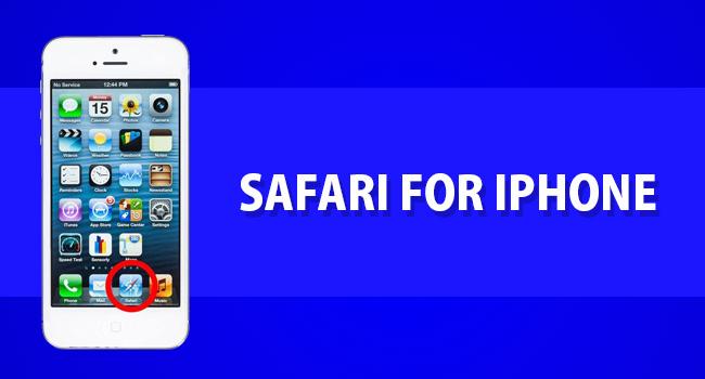 Safari for iPhone